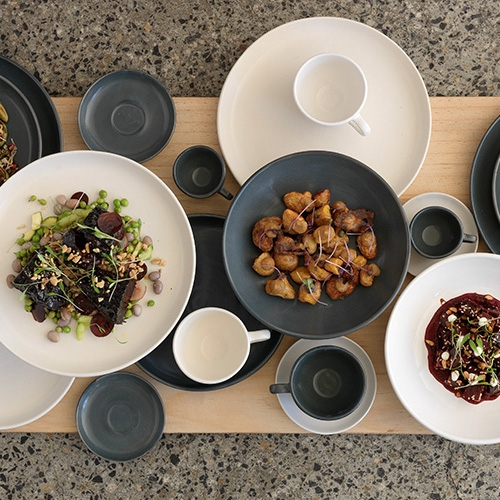 Robert Gordon Terra Dinner and Side plate Set & Robert Gordon Terra Dinner and Side plate Set   The Wedding Nest